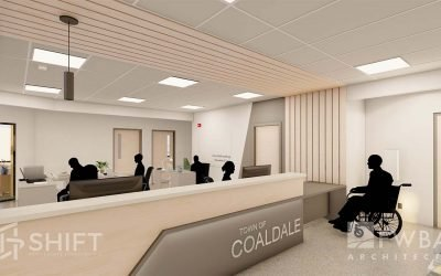 Coaldale Civic Square – A New Centre Piece for the Downtown Core