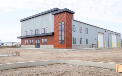 Renovated and renewed – a new commercial/light industrial space @ 3321 1st Ave South